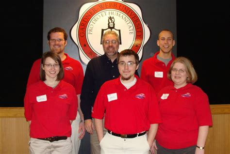 quiz bowl team honors program liberty university