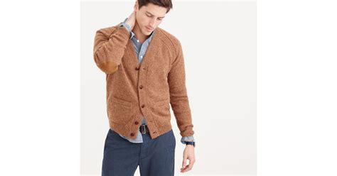 J.crew Wallace & Barnes English Shetland Wool Cardigan