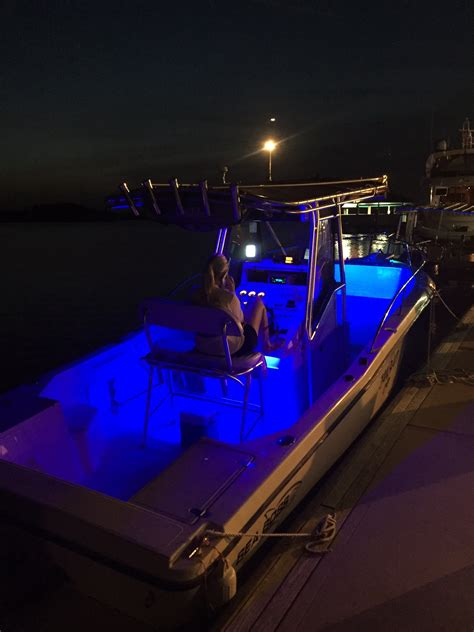 Boat Safety Lights by Nighttime Boating Safety
