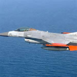 Us Air Force Successfully Flies Unmanned F-16, Says