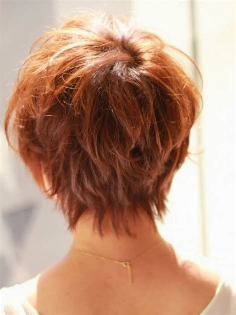 Front And Back Pictures Of Hairstyles by Hairstyles Back View Newest