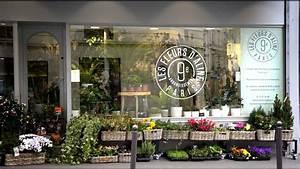 Les Fleurs Paris : les fleurs d 39 aline fleuriste paris 9 me youtube ~ Voncanada.com Idées de Décoration