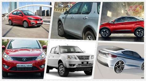 indian car tata upcoming new tata cars in india in 2017 18 the entire list
