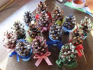 Basteln Für Weihnachtsbasar : basteln mit tont pfe tolle bastelideen f r tont pfe ~ Orissabook.com Haus und Dekorationen