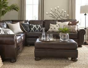 25 best ideas about leather living rooms on pinterest