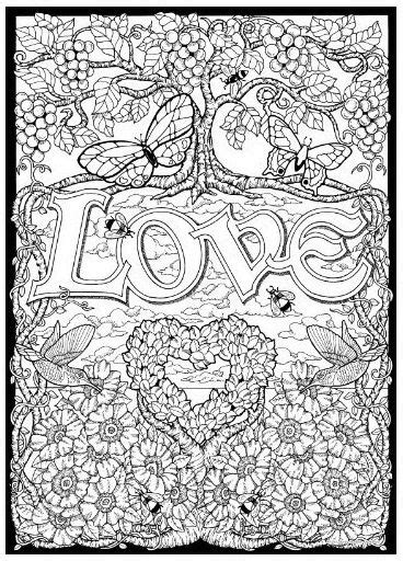 350 best Coloring: Inspirational Words images on Pinterest