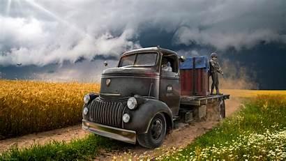 4k Truck Battlegrounds Wallpapers Playerunknowns Pubg Backgrounds