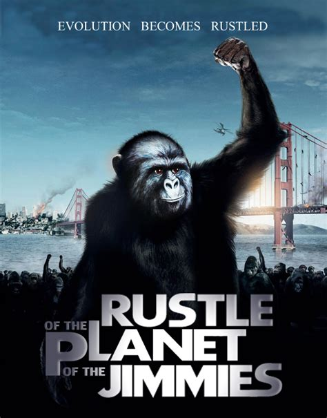 Ape Meme - irti funny picture 3214 tags rustle of the planet jimmies jimmies rustled planet of the