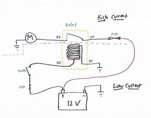 Basic Relay Diagram Iow What Goes Where Wiring Diagram