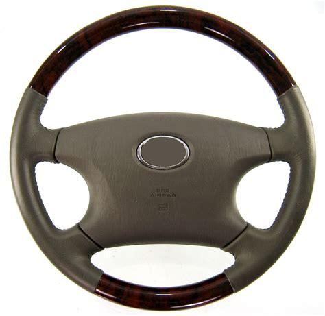 Steering Wheel by Walnut Wooden Steering Wheel For Toyota Hilux Mk6 Vigo