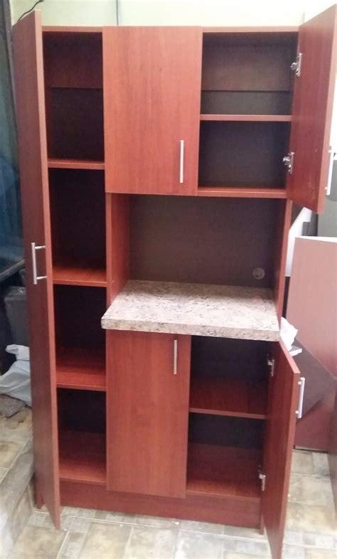 alacena grande  microondas muebles de cocina