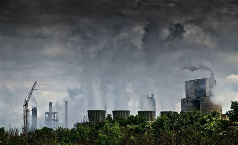 air pollution   worldatlascom