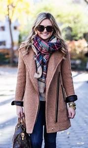 Echarpe Femme Laine : comment porter une grosse charpe en laine homme ou femme ~ Nature-et-papiers.com Idées de Décoration