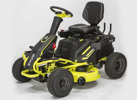 Ryobi R48110 (electric) Lawn Mower & Tractor Consumer