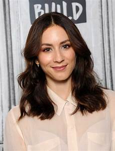 Troian Bellisario at Build Presents Troian Bellisario in ...