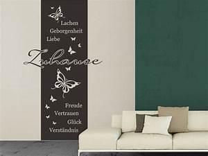 Zuhause Im Glück Jugendzimmer : wandtattoo banner zuhause mit schmetterlingen wandtattoo de ~ Markanthonyermac.com Haus und Dekorationen