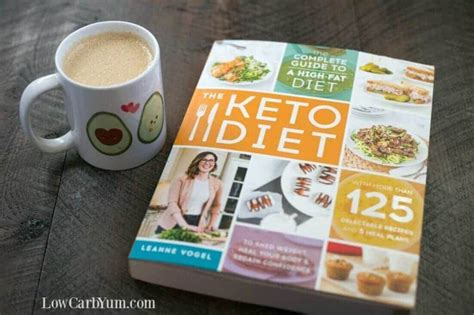leanne vogels  keto diet book review  carb yum