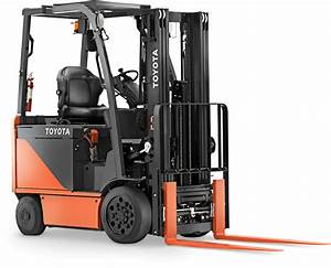 Diagram Of Electric Forklift