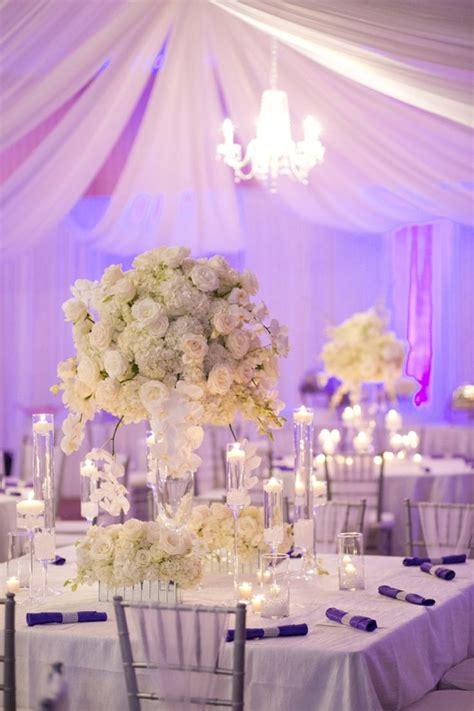 10 centres de table fleuris et explosifs mariage
