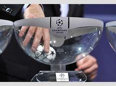 Los 8 equipos clasificados para los cuartos de la Champions