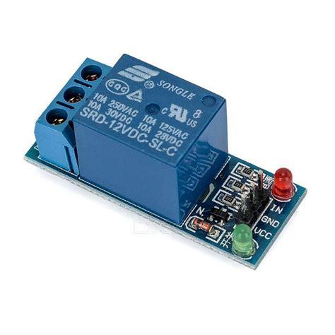 mini ordinateur de bureau 1 canal 12v low level trigger module de relais pour