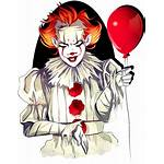 Pennywise Clown Horror Clowns Clipart Transparent Dancing