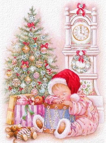 weihnachten kinder bild animaatjes kerst kinderen