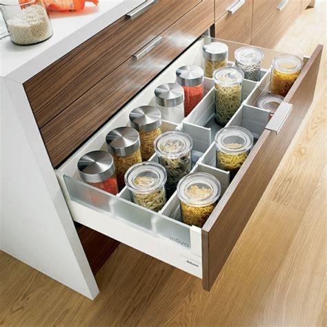 meuble cuisine faible profondeur küchenschrank bequem und ordentlich einräumen