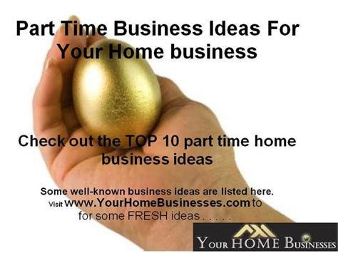 Part Time Business Ideas For Your Home Business Authorstream. Cause Signs Of Stroke. Fancy Signs. April 24 Signs Of Stroke. Perimenopause Symptoms Signs. Spread Signs Of Stroke. Diabetic Foot Problem Signs Of Stroke. Month Old Signs Of Stroke. Dr Axe Signs