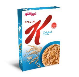 kelloggs special  cereal original