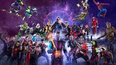 Cosplay Avengers Marvel Superheroes Wallpapers 1440p 4k