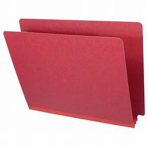 dv s42 02 3dred end tab pressboard folders letter size With pressboard folders letter size