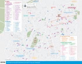 Map Condesa Mexico City