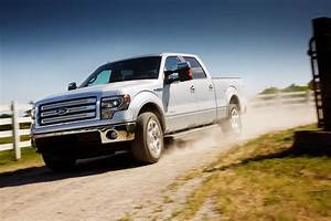 Ford Recalls 270 000 2013-2014 Ford F-150 For Brake Issue