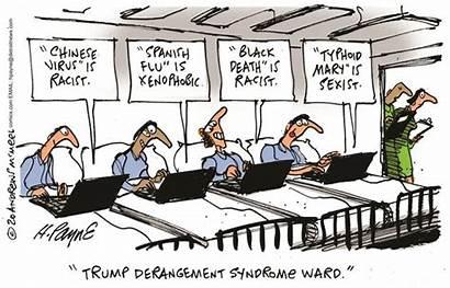 Virus Political Chinese Cartoons Cartoon Payne Henry