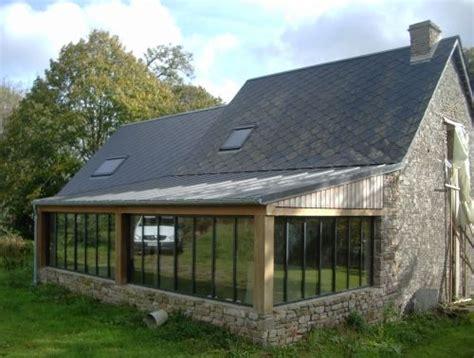 extension cuisine sur jardin superbe deco maison cuisine ouverte 11 zinc extension