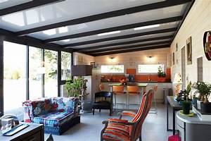 6 jolies decos interieur d39une veranda With amenagement interieur d une veranda