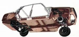 Could U0026 39 Ve Had A Turbine  1970 Rover P6