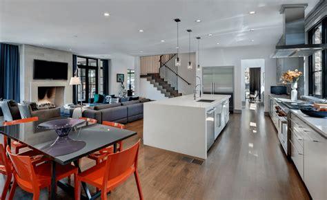 modern open floor house plans open floor plans a trend for modern living