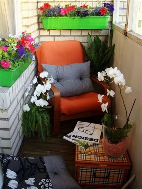 45 Cool Small Balcony Design Ideas DigsDigs Apartment
