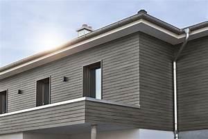 Fassadenverkleidung Steinoptik Aussen : fassadenverkleidung in holzoptik ~ Orissabook.com Haus und Dekorationen