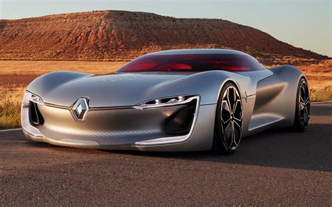 renault trezor concept wallpapers  hd images