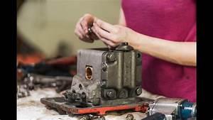 Ford Hydraulic Pump Rebuild  Easy Step