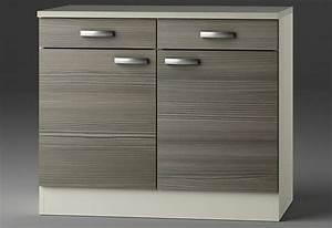 Küchenunterschrank Mit Schubladen 100 Cm : optifit k chenunterschrank vigo breite 100 cm otto ~ Watch28wear.com Haus und Dekorationen