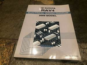 2009 Toyota Rav4 Wiring Diagrams Electrical Service Manual