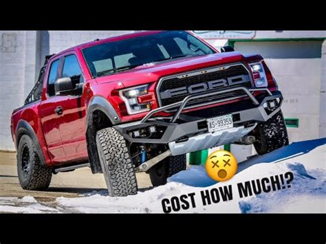 How Much Are Ford Raptors by How Much Does It Cost To Fill The Gas Tank In My Ford