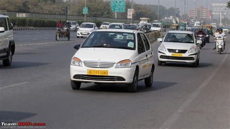 Delhi Could Paint Taxis (including Uber & Ola) In Vibrant