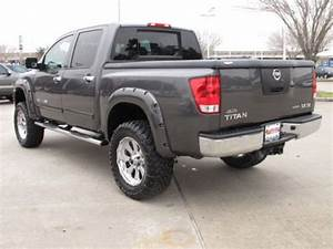 Purchase Used  U0026 39 09 Jacked Up Nissan Titan 4x4 Crew Cab In