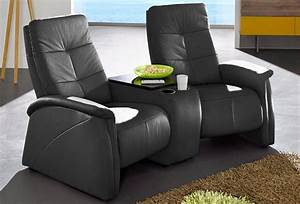 Relaxsofa 2 Sitzer : 2 sitzer city sofa mit relaxfunktion integrierter tischablage und stauraumfach online kaufen ~ Watch28wear.com Haus und Dekorationen
