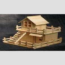 Craft With Popsicle Sticks House Popsicle Stick Crafts For